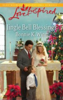 Jingle Bell Blessings (Love Inspired), Bonnie K. Winn, Acceptable Book