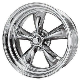 American Racing Vintage Torq Thrust II 15x4 Polished Wheel / Rim 5x4