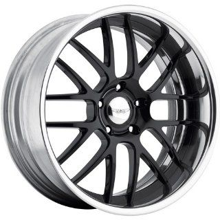 American Eagle 227 20x8.5 Black Wheel / Rim 5x5 with a 8mm Offset and