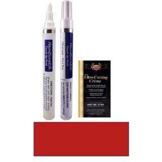 Oz. Vermillion Paint Pen Kit for 2000 Ford F Series (E4/M6470