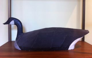 Canvas Canadian GOOSE Decoy Kill Devil Hills Manteo Kitty Hawk