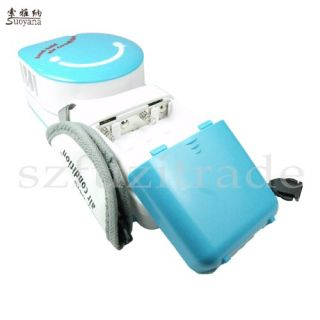 MIN USB Power Handheld Personal Air Condition Cooling Cool Fan
