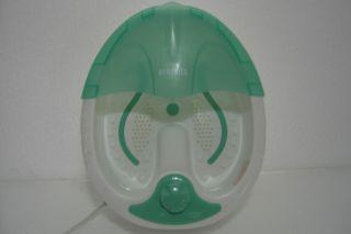 BB 50 Bubble Mate Luxury Bubble Foot Spa Bath Massager w Heat