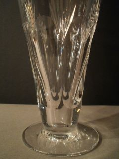 Hawkes American Brilliant Period Cut Crystal Glass Vase