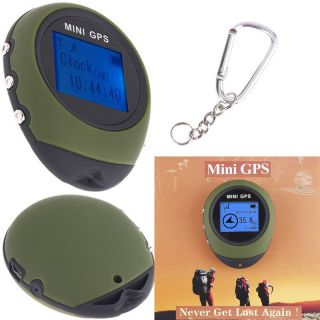 Portable Mini Handheld GPS Navigation for Outdoor Sport Travel