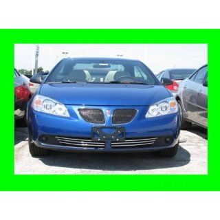 Replacement Pontiac G6 Front Bumper Cover (Partslink Number GM1000731