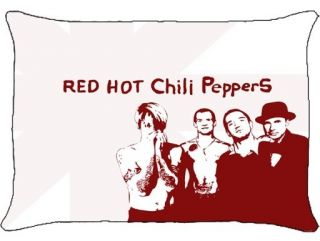 Red Hot Chili Peppers Hillel Slovak Pillow Case Gift