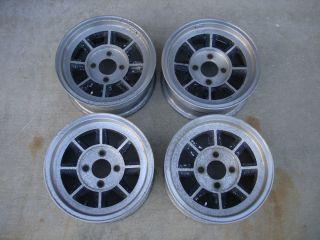 Hayashi Racing Wheels Rims 14X7 0 ET7 7 Offset 4x114 3 Toyota Corolla