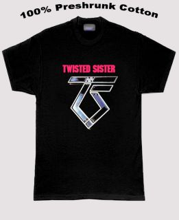 Twisted Sister Rock Heavy Metal Music T Shirt All Sizes