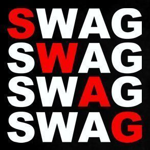 Swag Word Graphic Hip Hop Rap Concert Music New T Shirt