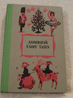 Andersens Fairy Tales by Hans Christian Andersen 1956