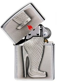 Zippo Beautiful PIN UP SEXY HIGH HILL Surprise Plate Special Edition