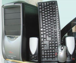 PC Computer Barebone Soyo Dragon Tower LGA1155 ECS H61H2 M2 HDMI VGA