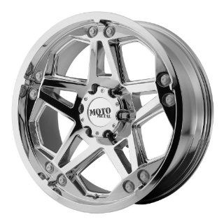 Moto Metal MO960 18x9 Chrome Wheel / Rim 8x6.5 with a  12mm Offset and