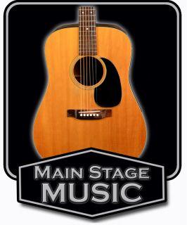 Vintage 1974 Martin D 18 Acoustic Guitar w Case