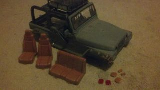10 scale Jeep Wrangler tj hard body project scaler scx10 rock