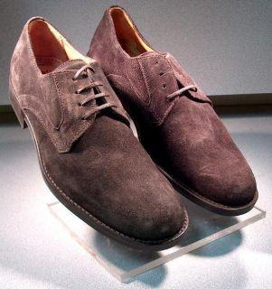Murphy Mens Shoes Brown Suede Headley Plain Oxfords 20 3116 Size 9 M