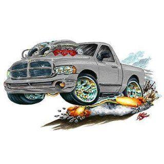 24 *Firebreather* Dodge Ram SRT 10 Viper Truck Wall