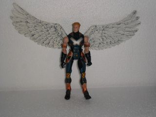 Marvel Legends Figure Xmen Angel Bird of Prey Loose RARE