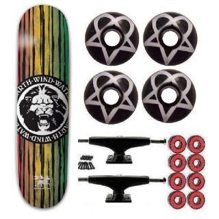 Element Bam Limited Edition Skateboard w/ Heartagram
