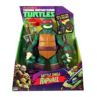Turtles Turtles TMNT 11 Figure Raphael Nickelodean: Toys & Games