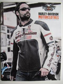 Summer 2011 Harley Davidson Apparel Accessories Catalog