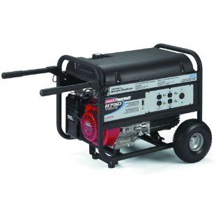 PM0497000 7,000 Watt 13 HP Portable Generator Patio, Lawn & Garden