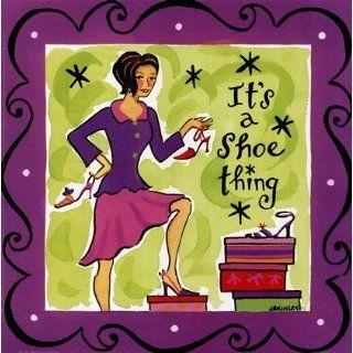 Girl Talk Shoes by Jennifer Brinley 10x10: Everything Else