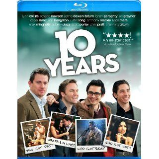 10 Years [Blu ray]: Channing Tatum, Rosario Dawson, Chris
