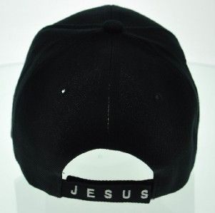 HEAVENLY DEVOTED SON JESUS CHRIST HARLEY DAVIDSON BALL CAP HAT BLACK