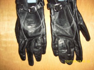 Womens Leather Harley Davidson Gloves