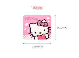 Hello Kitty Mouse Mat Mouse Pad Desktop Accessories Rectangle Type