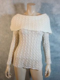 Beautiful Katie Logan Heather Tom Screen Worn City DKNY Sweater