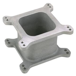 New Speedway 4 inch Aluminum Holley Open Carburetor Spacer