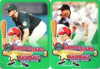 Todd Helton 2000 APBA Baseball Premiere Edition Game Card RARE Oddball