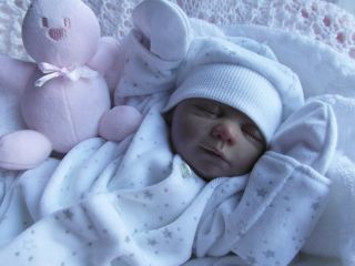 Beautiful True to Life Reborn Baby Girl Doll 25 Donated to Charity