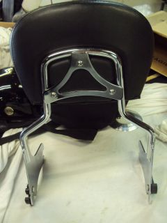 OEM Harley Davidson Road King Touring Backrest Very little use