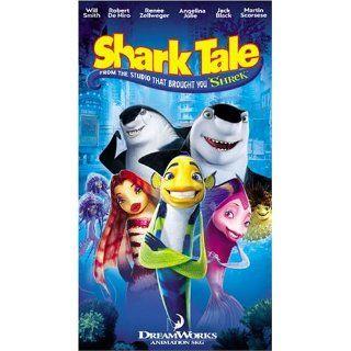 Shark Tale [VHS] Will Smith, Robert De Niro, Renée
