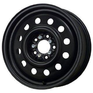 Unique Wheel 83 Black Wheel (15x6/4x100mm)    Automotive