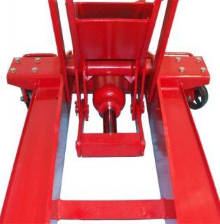 HD 2 Ton Low Profile Hydraulic Transmission Jack Lift