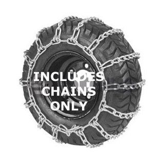 Snowblower and Mud Tire Chains 18 x 650 x 8 Patio, Lawn
