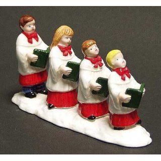 Department 56 the Original Snow Village Choir Kids Retired