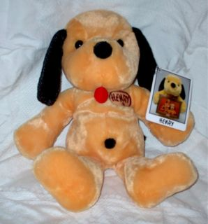 New Big Henry Dog Animal Fair Ultra Plush
