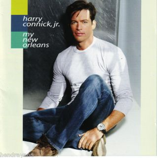 CD Album Harry Connick Jr My New Orleans