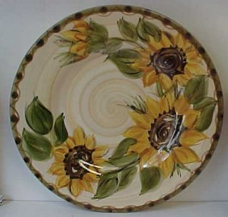 garden dinner plates sold individually in excellent condition we will