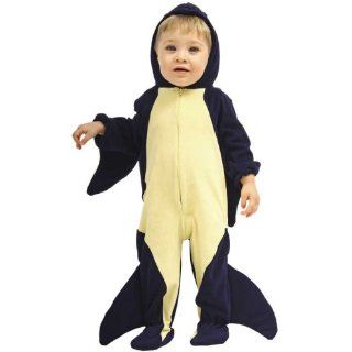 Childs Infant Baby Shamu Whale Costume (12 18 Months) Toys & Games