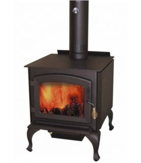 Wood Stove Drolet Legend Wood Burning Stove