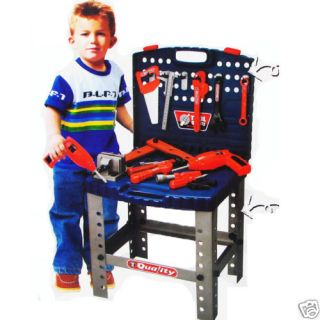 Kids Home Improvement Tools Sets Toy Pretend Play Boys