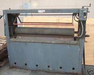 Lodi Pinch Roller 54 Laminating Machine Wood Glue Roll