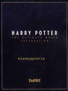 Harry Potter Ultimate Movie Celebration Magazine Empire